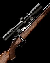 LOGIE GUNMAKERS LTD. A 7MMX57 BOLT-MAGAZINE MAUSER SPORTING RIFLE, serial no. 800,