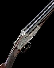 COGSWELL & HARRISON LTD. A 12-BORE SIDELOCK EJECTOR, serial no. 54400,