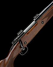 WINCHESTER A .375 (H & H MAGNUM) 'MODEL 70' BOLT-MAGAZINE SPORTING RIFLE, serial no. G1986541,