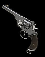 ARMY & NAVY CSL A .455 SIX-SHOT SERVICE REVOLVER, MODEL 'WEBLEY'S WG ARMY', serial no. 6734,