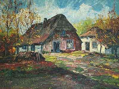 Schilderijen BRAKEN, PETER VAN DEN (1896-1979),