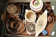Mixed box to include Jugs etc
