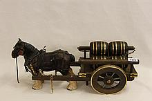 Horse and Cart figure