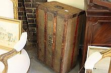 1930's Travel Trunk