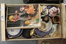 Collection of mixed china ware etc