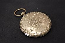Gold plated Ladies Pocket Watch