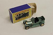 Boxed Matchbox Rolls-Royce Model