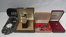 A gents Tissot wristwatch (PR50) in Guinness