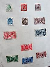 GB QV-1970 mint & used collection in red