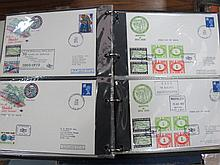 Great Britain - 1970-75 Folder containing 48 nice