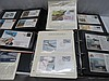 GB stamps, RAF theme commemorative covers with