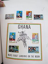 Gold Coast & Ghana QV-1974 useful collection in
