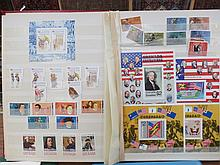 US Bicentennial 1976 collection in stock book &