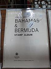 Bahamas 1863-1970 mainly mint collection on pages.