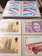 Great Britain - 1973-2010 Collection of 4500+
