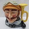 A Royal Doulton character jug, ''Veteran