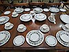 A Royal Doulton dinner service of six place