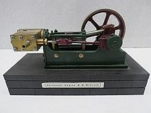 A scale model live steam engine, Horizon Til,