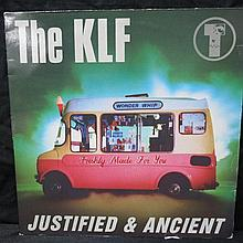 The KLT Justified and Ancient album together with