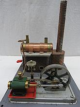 A West German made Willesco stationary scale model