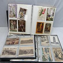 Photo album with nice assortment of floral
