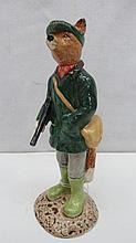 A Beswick Figure - Huntsman Fox 15cm
