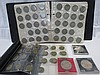 Coin Collectors Album containing a quantity of