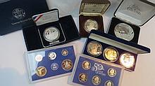 A Birmingham mint sterling silver commemorative