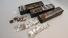 A quantity of 20thC pre-decimal coinage including