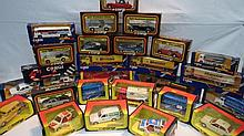 A quantity of Corgi die cast model vehicles, cars,