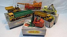 A Dinky 20-ton Lorry-Mounted Crane ''Coles'', no.