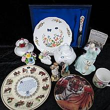 A pair of Royal Worcester egg coddlers and a
