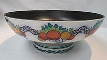 A large open Losol ware fruit bowl in Chandos