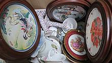 A 20thC part tea service for six settings by