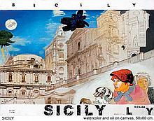 Revaz Kvaratskhelia.  Sicily