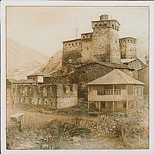 Revaz Kvaratskhelia, Ushguli