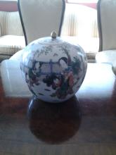 Chinese Porcelain Ball