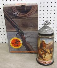 1994 BUDWEISER WINCHESTER MODEL 94 LIMITED EDITION STEIN