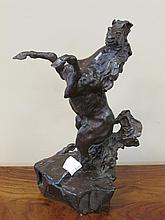 Leroy Neiman Sculpture