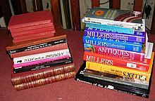 Quantity of assorted volumes, including antique