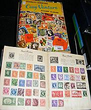 Various collectable stamps from GB and around the