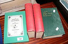 Four books relating to the Isle of Wight,