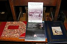 Various books relating to the Isle of Wight by