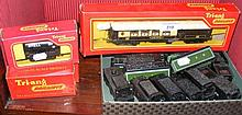 Various rolling stock - boxed and loose