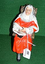 A Royal Doulton figure -
