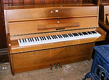 A Reid-Sohn upright pianoforte