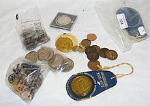 Sundry pre-decimal and other coinage