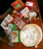 Various collectables including children's games,