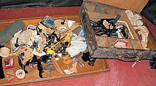 A large quantity of assorted sting instrument