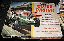 A boxed Airfix model motor racing kit - Model MR11